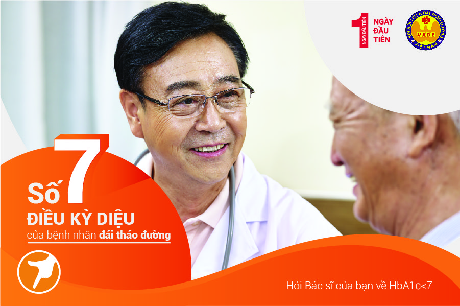 Chỉ số HbA1C < 7% - Hãy cùng tìm hiểu thêm với bác sĩ