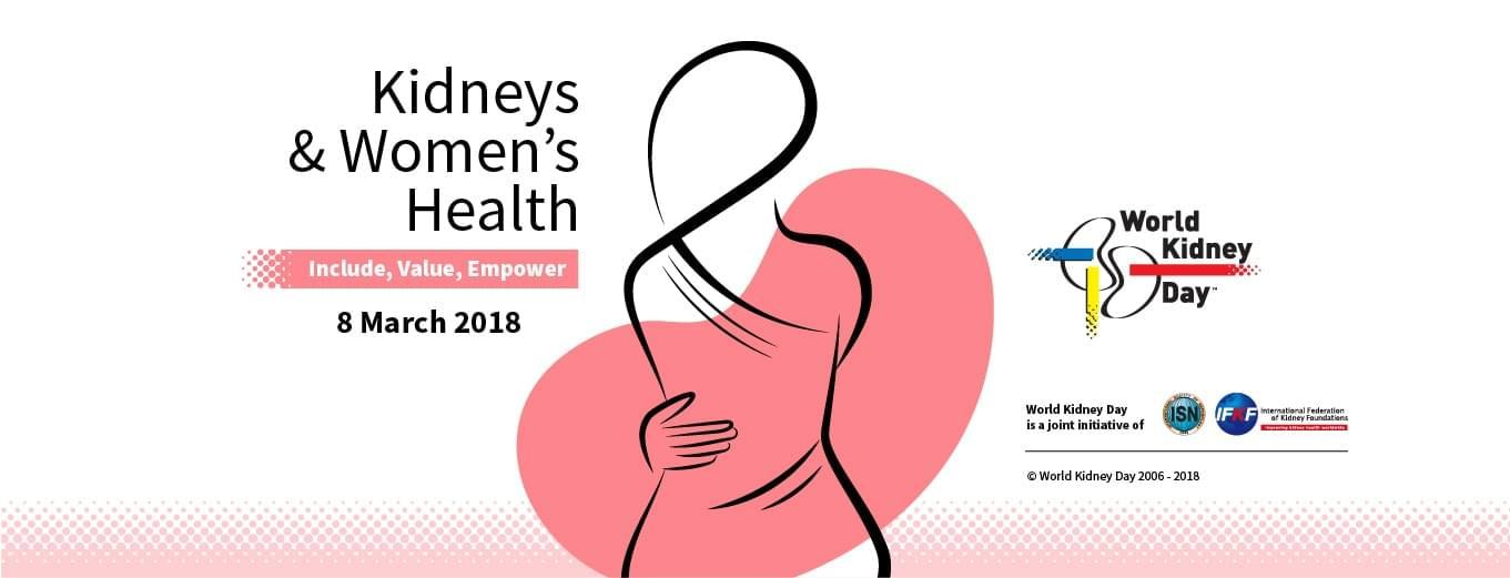 Bệnh thận và sức khỏe phụ nữ