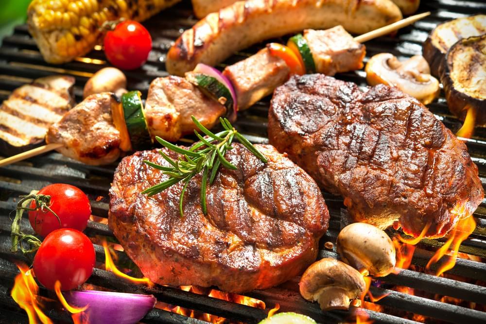 thịt chứa nhiều mỡ