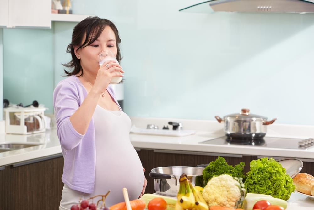 chế độ ăn cho phụ nữ mang thai bị đái tháo đường
