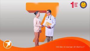 SỐ 7 – Điều kỳ diệu của bệnh nhân Đái Tháo Đường (Tiểu đường)