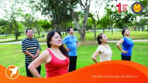 7 lưu ý giúp người bệnh đái tháo đường luyện tập thể lực hiệu quả