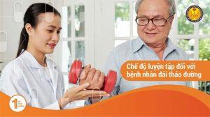 Chế độ luyện tập đối với bệnh nhân Đái Tháo Đường (bệnh Tiểu Đường)