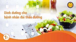 Chế độ dinh dưỡng cho bệnh nhân Đái Tháo Đường (bệnh Tiểu Đường)