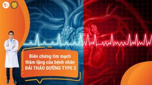 Biến chứng Tim mạch thầm lặng của bệnh nhân Đái tháo đường Type 2
