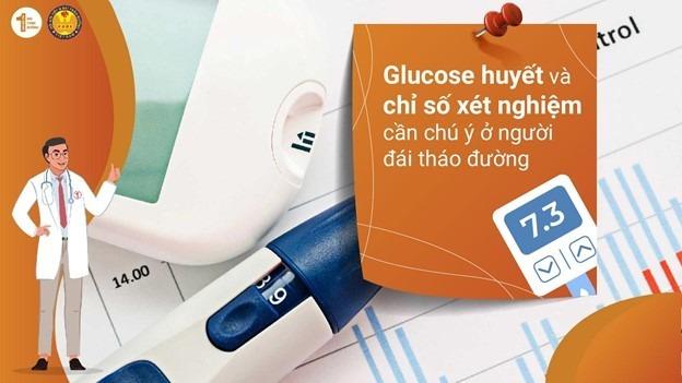 Glucose Huyết và các chỉ số xét nghiệm cần chú ý ở người Đái Tháo Đường 1
