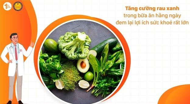 Chế độ ăn cho bệnh nhân Đái tháo đường mắc bệnh tim mạch 4