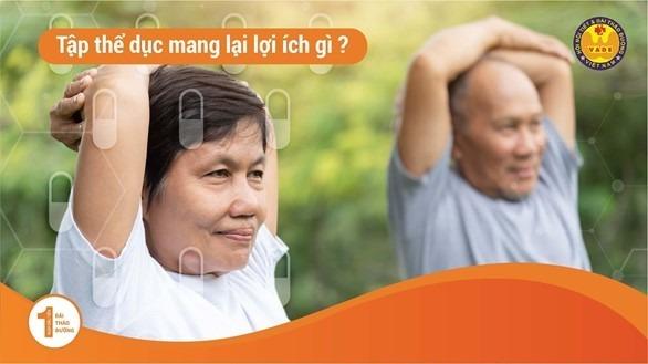 Chế độ luyện tập đối với bệnh nhân Đái Tháo Đường (bệnh Tiểu Đường) 1
