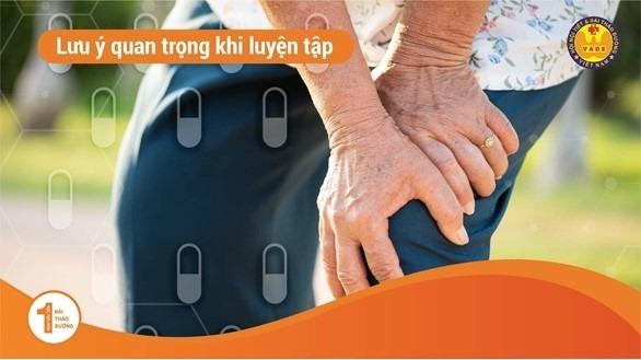 Chế độ luyện tập đối với bệnh nhân Đái Tháo Đường (bệnh Tiểu Đường) 2