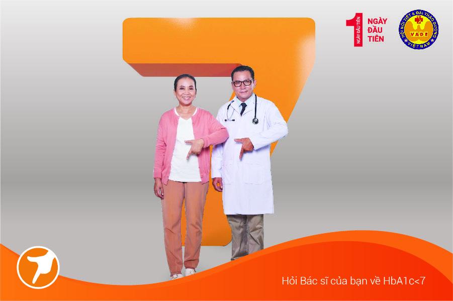 SỐ 7 - Điều kỳ diệu của bệnh nhân Đái Tháo Đường (Tiểu đường) 1