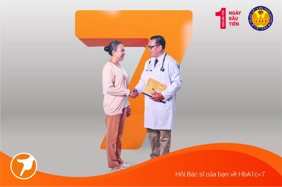 SỐ 7 - Điều kỳ diệu của bệnh nhân Đái Tháo Đường (Tiểu đường)