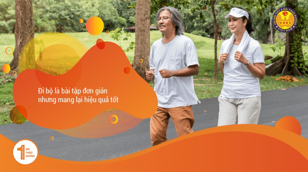 Sống khỏe với bệnh Đái Tháo Đường (Tiểu Đường) khi biết vận động thể dục đúng cách! 3