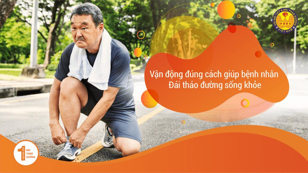 Sống khỏe với bệnh Đái Tháo Đường (Tiểu Đường) khi biết vận động thể dục đúng cách!