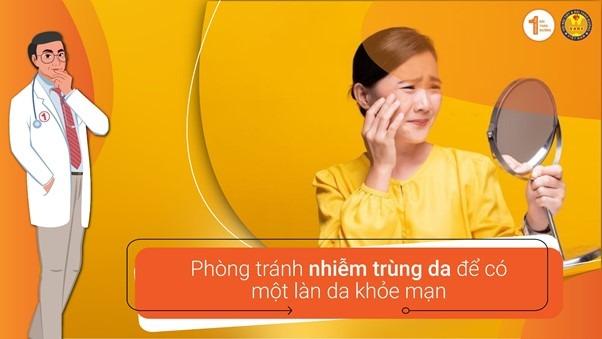 Phòng tránh nhiễm trùng da để có một làn da khỏe mạnh 4