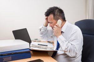 Người bận rộn và nguy cơ tăng huyết áp