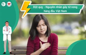 Đột quỵ – Nguyên nhân gây tử vong hàng đầu Việt Nam