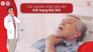 Các nguyên nhân gây nên tình trạng khó thở
