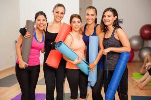 Tập luyện cùng bạn bè và kiểm soát bệnh tăng huyết áp