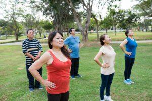 Rèn luyện thể lực an toàn ở người bệnh đái tháo đường