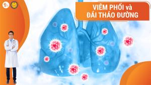 Viêm phổi và Đái tháo đường