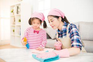Làm việc nhà – bài tập bất ngờ cho người tăng huyết áp