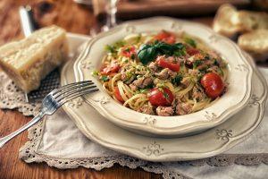 Món ngon mỗi tuần – mỳ ý cá ngừ