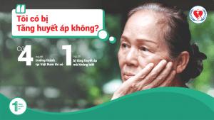 Tăng Huyết Áp – Mối đe dọa sức khỏe cộng đồng