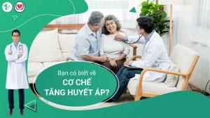 Bạn có biết về cơ chế Tăng huyết áp (Cao huyết áp)?