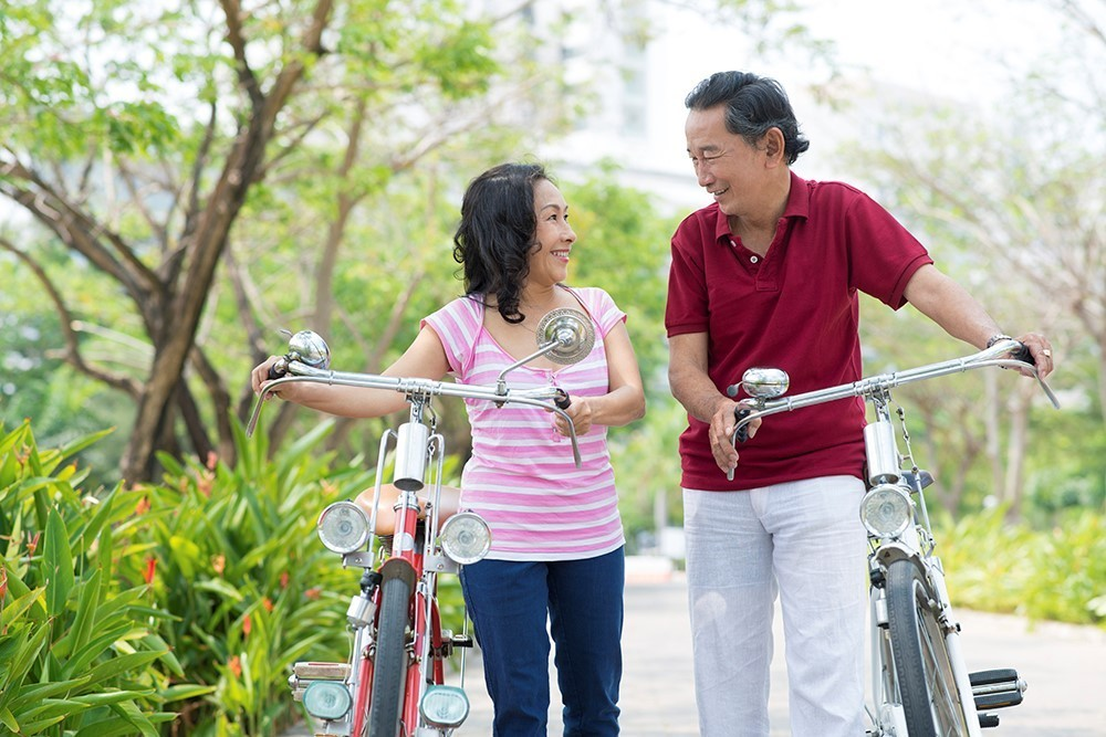 5 điều bạn có thể làm để chăm sóc sức khỏe ba mẹ 3