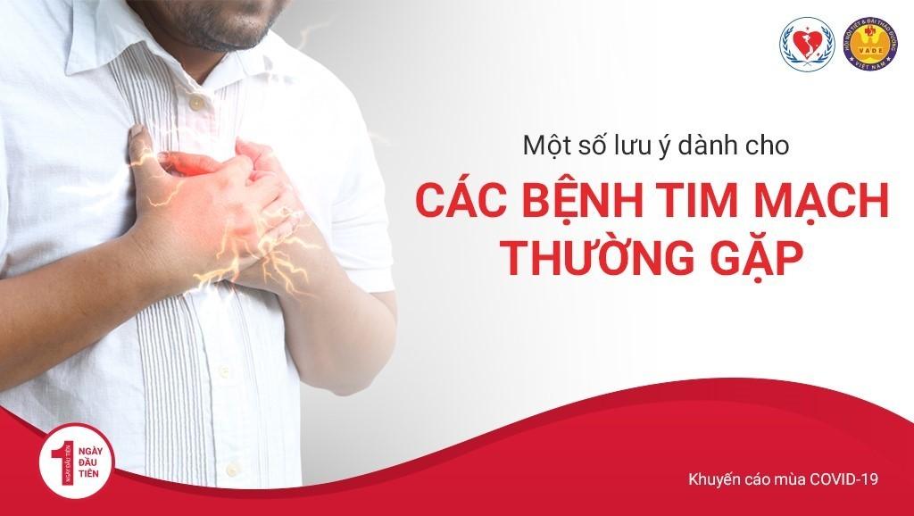 Cập nhật một số vấn đề tim mạch trong mùa dịch