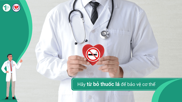 Lợi ích khi cai thuốc lá ở người Tăng huyết áp 1