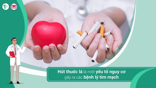 Lợi ích khi cai thuốc lá ở người Tăng huyết áp