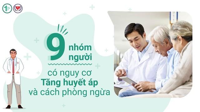 9 nhóm người có nguy cơ Tăng huyết áp và cách phòng ngừa 3