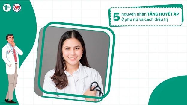 5 nguyên nhân Tăng huyết áp ở phụ nữ và cách điều trị 4