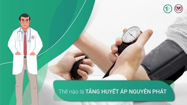 Thế nào là Tăng huyết áp nguyên phát 5