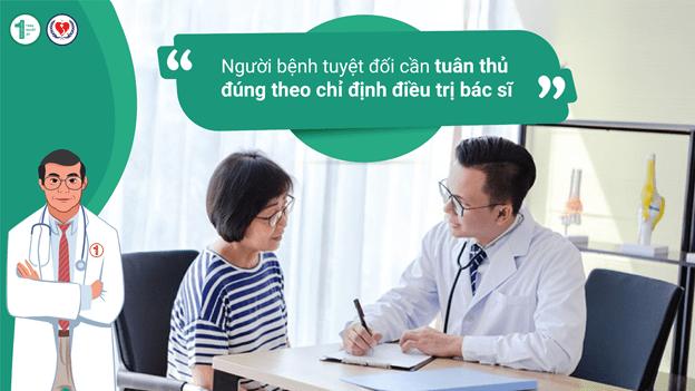 7 sai lầm thường mắc phải ở bệnh nhân Tăng huyết áp 2