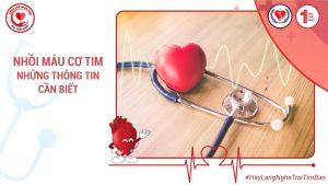 Nhồi máu cơ tim – Những Thông Tin Cần Biết