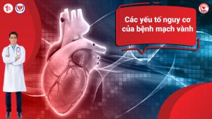 Các yếu tố nguy cơ của bệnh mạch vành