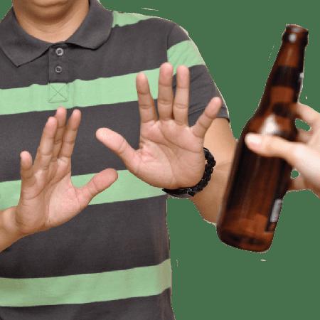 Không uống rượu, bia