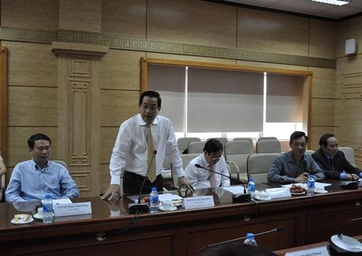 PGS. TS. Lương Ngọc Khuê, Cục trưởng Cục Quản lý Khám chữa bệnh – Bộ Y tế