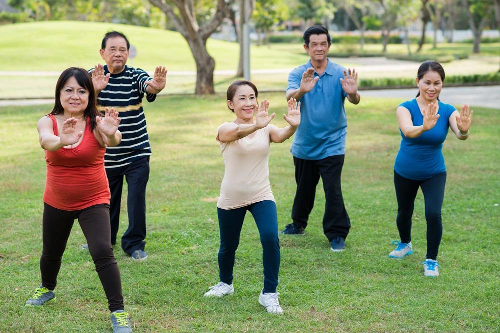 Người bị tăng huyết áp nên tập thể dục như thế nào? - Ngày Đầu Tiên - Tăng  huyết áp