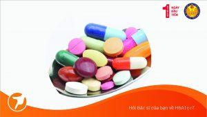 Hiểu về thuốc điều trị đái tháo đường