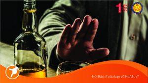 Kế hoạch 3 bước từ bỏ bia rượu cho người bệnh Đái Tháo Đường