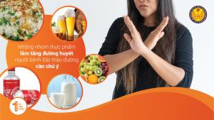 Chế độ ăn uống hợp lý cho bệnh nhân bị đái tháo đường