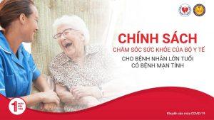 Chính sách chăm sóc sức khỏe của bộ y tế cho bệnh nhân lớn tuổi có bệnh mãn tính