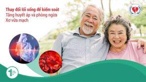 Thay Đổi Lối Sống Để Kiểm Soát Tốt Huyết Áp Và Phòng Ngừa Bệnh Tim Mạch Do Xơ Vữa