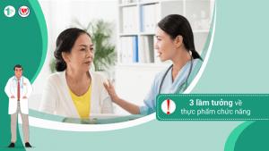 Hỏi đáp cùng Bác sĩ Tiên: Tăng huyết áp và 3 lầm tưởng về thực phẩm chức năng