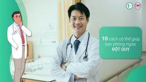 10 cách có thể giúp bạn phòng ngừa Đột quỵ